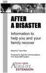 After A Disaster