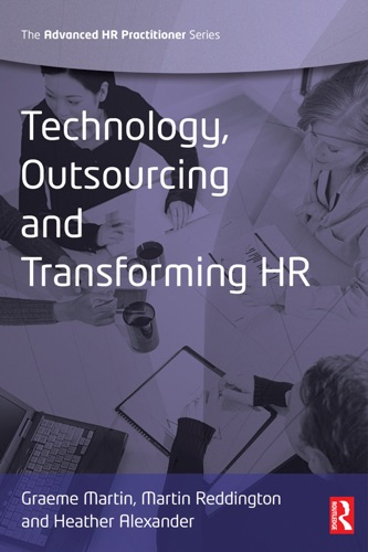 Technology Outsourcing  Transforming HR