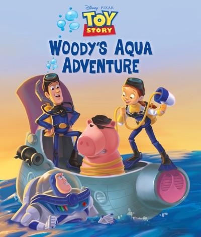 Toy Story  Woodys Aqua Adventures