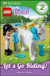 DK Readers L2 LEGO Friends Lets Go Riding Enhanced Edition