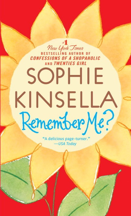 Remember Me Sophie Kinsella Book