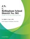 JN V Bellingham School District No 501