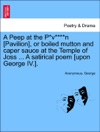 A Peep At The Pvn Pavilion Or Boiled Mutton And Caper Sauce At The Temple Of Joss  A Satirical Poem Upon George IV