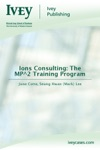 Ions Consulting The MP2 Training Program