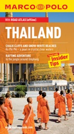 THAILAND - MARCO POLO TRAVEL GUIDE