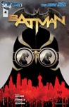 Batman 2011-  4