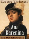 Ana Karenina Spanish Edition