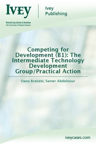 Competing for Development B1 The Intermediate Technology Development GroupPractical Action