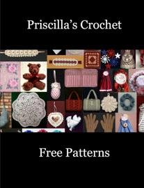 Priscilla's Crochet Free Patterns - Priscilla Hewitt & Jared Hewitt Book