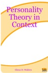 Personality Theory In Context