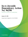 In Re Juvenile Dependency Action No 96290