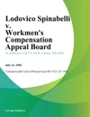 Lodovico Spinabelli V Workmens Compensation Appeal Board Massey Buick