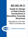 ACI 3521R-11 Guide For Design Of Slab-Column Connections In Monolithic Concrete Structures