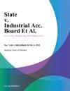 State V Industrial Acc Board Et Al