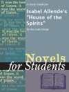 A Study Guide For Isabel Allendes House Of The Spirits