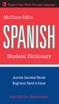 McGraw-Hills Spanish Student Dictionary