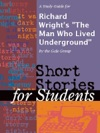 A Study Guide For Richard Wrights The Man Who Lived Underground