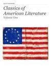 Classics Of American Literature Volume One
