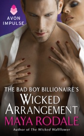 THE BAD BOY BILLIONAIRES WICKED ARRANGEMENT