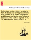 Collections On The History Of Albany From Its Discovery To The Present Time With Notices Of Its Public Institutions And Biographical Sketches Of Citizens Deceased The Preface Signed J M Ie Joel Munsell With Plates LP VOLIII