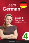 Learn German -  Level 4 Beginner German Enhanced Version