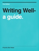 Writing Well-