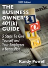 The Business Owners 401K Guide