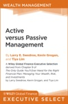 Active Versus Passive Management