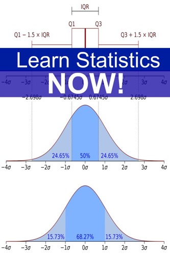 Learn Statistics NOW