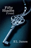 E L James - Fifty Shades Freed artwork