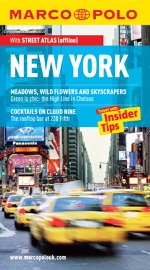 NEW YORK - MARCO POLO TRAVEL GUIDE