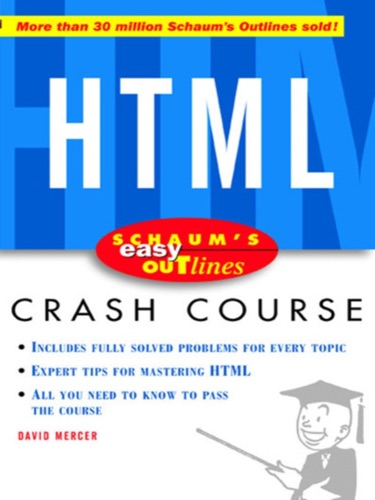 Schaums Easy Outline of HTML