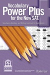 Vocabulary Power Plus For The New SAT - Book Four
