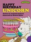 Sweet Pickles Happy Birthday Unicorn