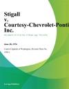 Stigall V Courtesy-Chevrolet-Pontiac Inc