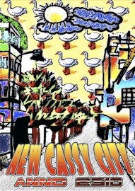 NEW CASSY CITY ANNO 2310