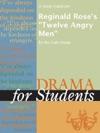 A Study Guide For Reginald Roses Twelve Angry Men