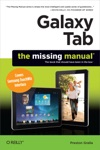Galaxy Tab The Missing Manual