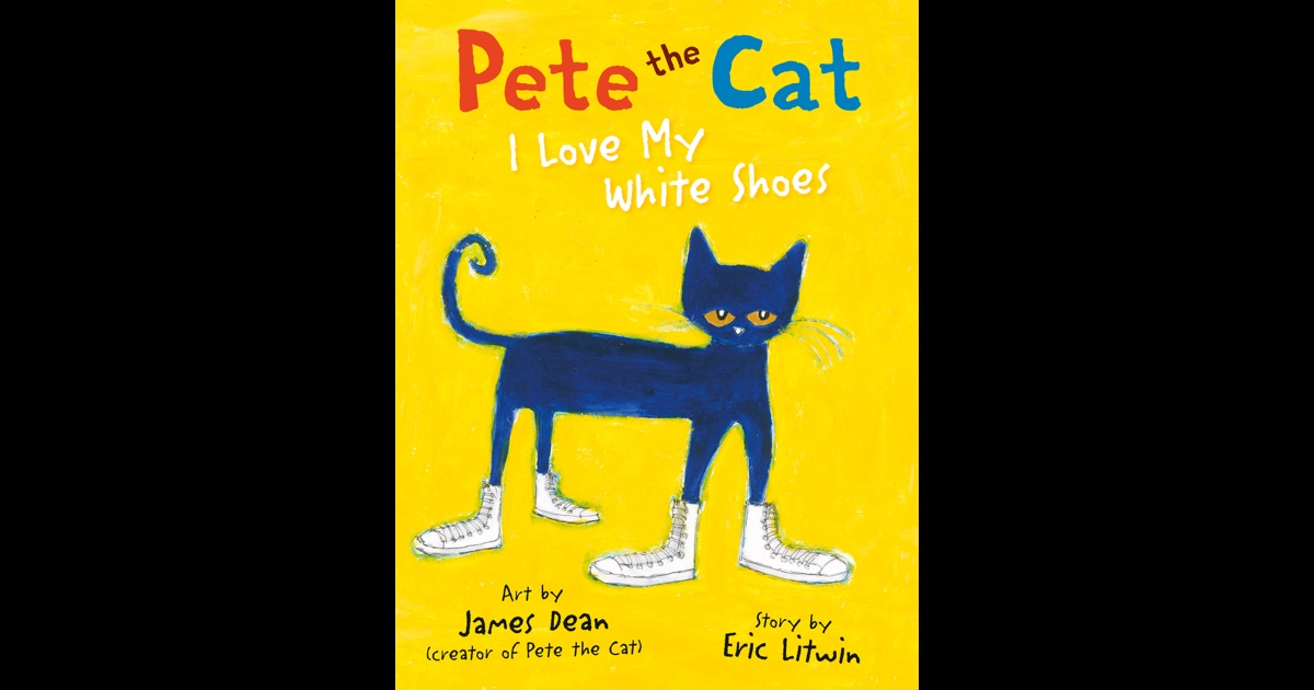 pete the cat by eric litwin on ibooks