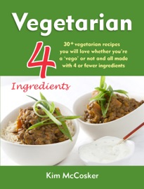 4 INGREDIENTS - VEGETARIAN