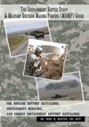 The Sustainment Battle Staff  Military Decision Making Process MDMP Guide
