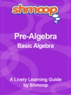 Shmoop Learning Guide Basic Algebra