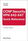 CCNP Security VPN 642-647 Quick Reference