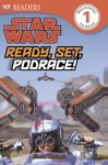 DK Readers L1 Star Wars Ready Set Podrace Enhanced Edition