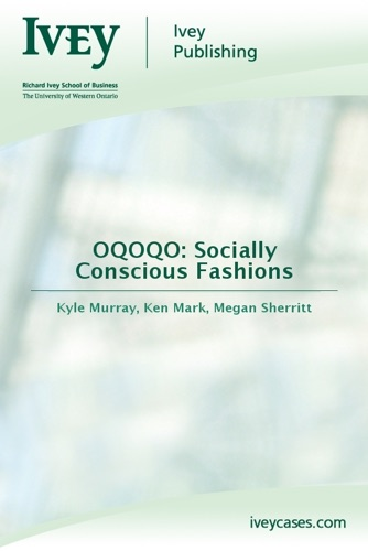 OQOQO Socially Conscious Fashions