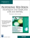 Professional Web Design Techniques And Templates CSS And XHTML
