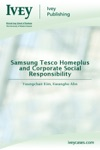 Samsung Tesco Homeplus And Corporate Social Responsibility