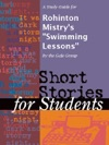 A Study Guide For Rohinton Mistrys Swimming Lessons