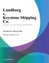 Lundborg V Keystone Shipping Co