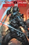 GI Joe Cobra Civil War Snake Eyes Vol 1